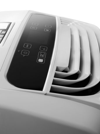De'Longhi Whisper Cool PACAN140HPEWS Portable Air Conditioner with Heat Function - image 2 of 4