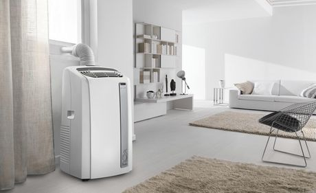 De'Longhi Whisper Cool PACAN140HPEWS Portable Air Conditioner with Heat Function - image 4 of 4