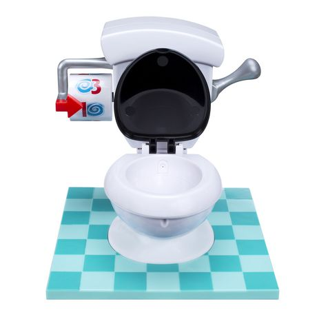 Hasbro Gaming Toilet Trouble GAME - image 2 of 4