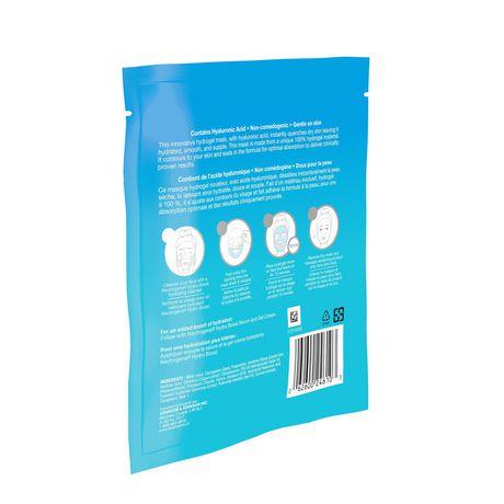 Neutrogena Hydro Boost Hydrogel Face Mask - image 7 of 9