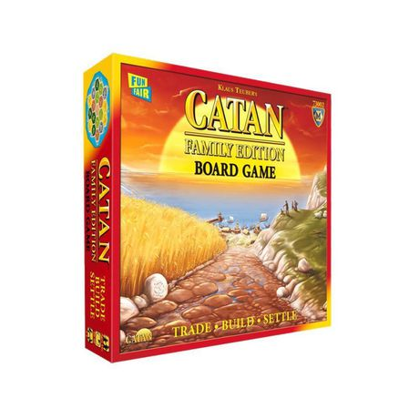 Nestlé Dolcetto Catan Family Edition Board Game - image 1 of 1