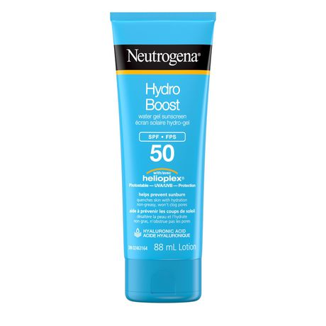 Neutrogena Hydro Boost Water Gel Face Sunscreen SPF 50 with Hyaluronic Acid - image 1 of 6