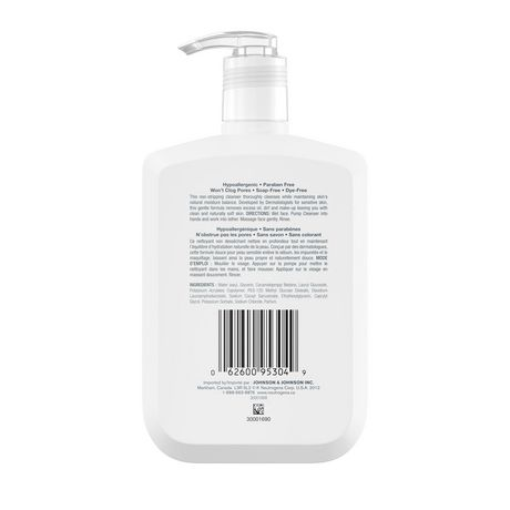 Neutrogena Ultra Gentle Daily Foaming Facial Cleanser - image 6 of 9