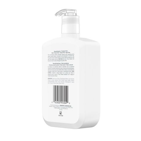 Neutrogena Ultra Gentle Daily Foaming Facial Cleanser - image 5 of 9