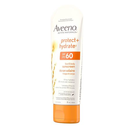 Aveeno Face and Body Sunscreen SPF 60, 81 mL - image 9 of 9