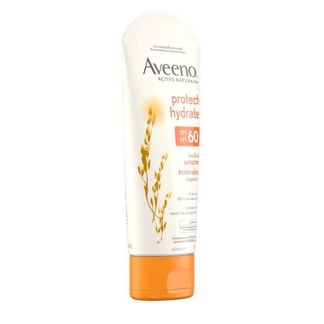 Aveeno Face and Body Sunscreen SPF 60, 81 mL - image 3 of 9