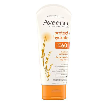 Aveeno Face and Body Sunscreen SPF 60, 81 mL - image 2 of 9