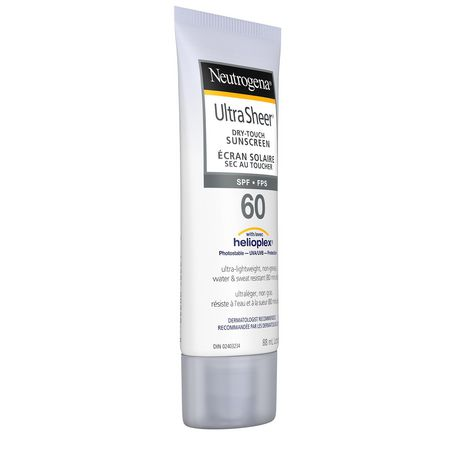 Neutrogena Ultra Sheer Face Sunscreen SPF 60 - image 3 of 9