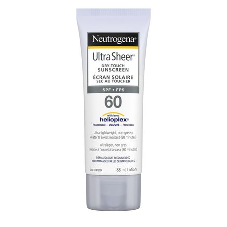 Neutrogena Ultra Sheer Face Sunscreen SPF 60 - image 1 of 9