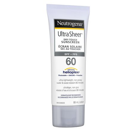 Neutrogena Ultra Sheer Face Sunscreen SPF 60 - image 2 of 9