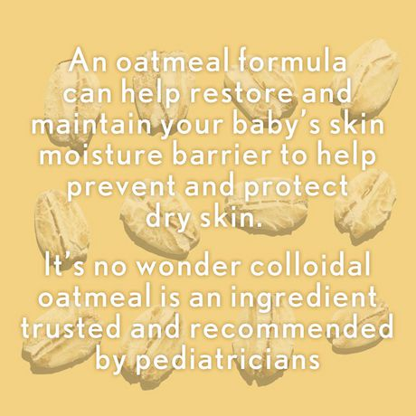 Aveeno Baby Eczema Care Wash Unscented Walmart Canada