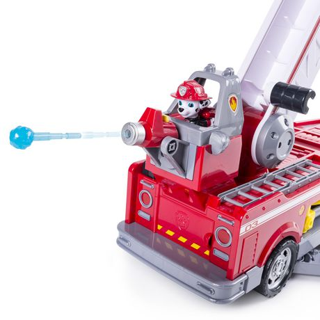 PAW Patrol - Ultimate Rescue Fire Truck with Extendable 2 Ft. Tall Ladder, for Ages 3 And up - image 8 of 9