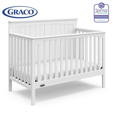 Ellis 4-in-1 Convertible Crib– Toddler bed, daybed, or full-size bed - image 1 of 9