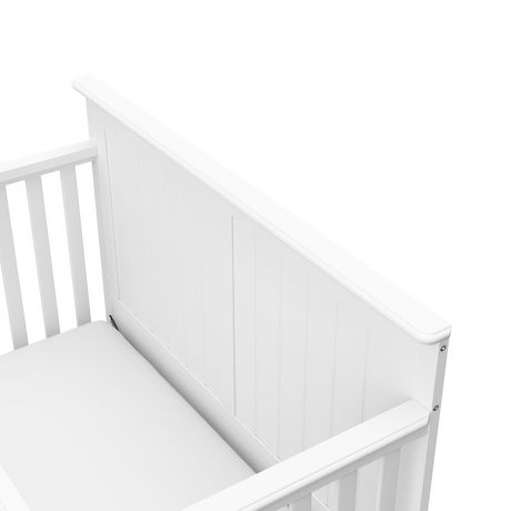 Ellis 4-in-1 Convertible Crib– Toddler bed, daybed, or full-size bed - image 5 of 9