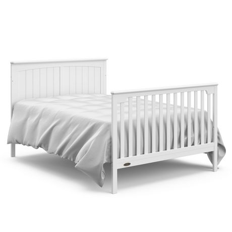 Ellis 4-in-1 Convertible Crib– Toddler bed, daybed, or full-size bed - image 9 of 9