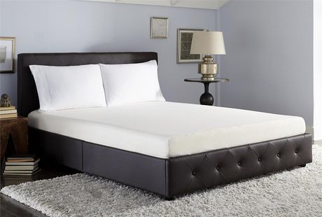 matelas en mousse m moire de 6 po signature sleep memoir. Black Bedroom Furniture Sets. Home Design Ideas