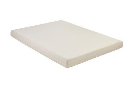 matelas en mousse m moire de 6 po signature sleep memoir walmart canada. Black Bedroom Furniture Sets. Home Design Ideas