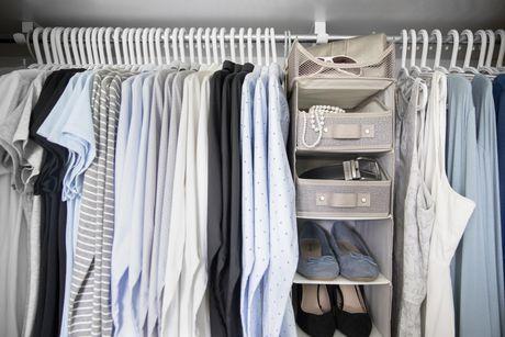 neatfreak! 10 Pack Plastic Clothes Hanger - image 4 of 5