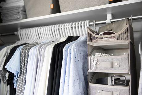 neatfreak! 10 Pack Plastic Clothes Hanger - image 5 of 5
