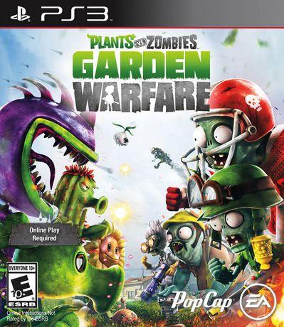 PLANT VS ZOMBIES GARDEN WARFARE PS3 - image 1 de 4