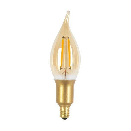 Globe Electric 2 5w Candelabra Led Bulb Walmart Canada