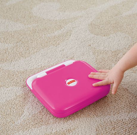 Fisher-Price Laugh & Learn Smart Stages Pink Laptop - image 4 of 8