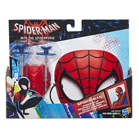 Spider Man Spider Man Into The Spider Verse Spider Man Mission Gear