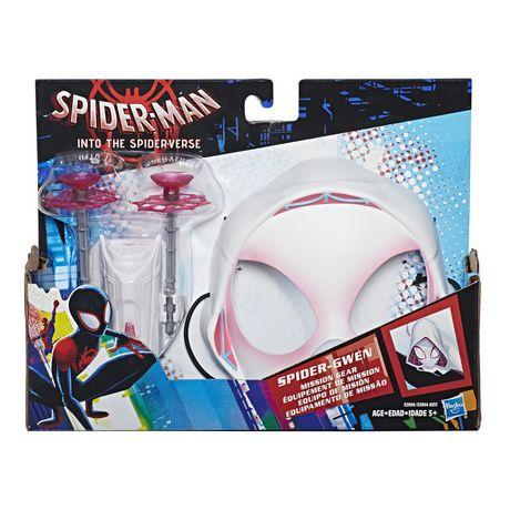 Spider Man Spider Man Into The Spider Verse Spider Gwen Mission Gear
