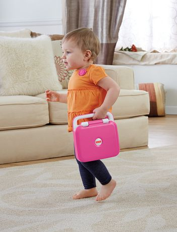 Fisher-Price Laugh & Learn Smart Stages Pink Laptop - image 7 of 8
