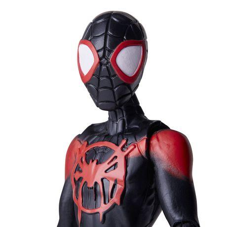 Spider-Man: Into the Spider-Verse - Figurine Miles Morales de 15 cm - image 4 de 5