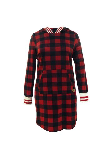 Canadiana Hooded Sleep Shirt for Ladies - image 1 of 1