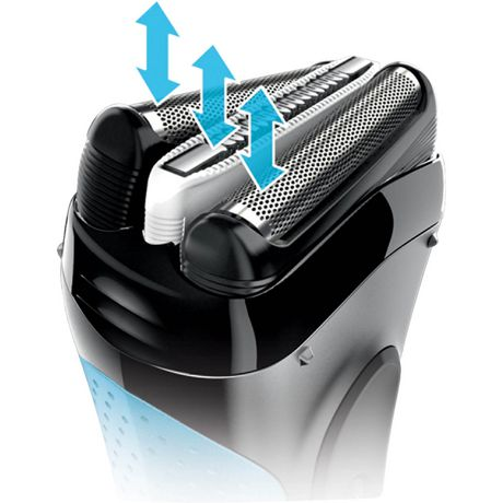 Braun Series 3 3040S Wet & Dry Electric Shavers - image 4 of 7