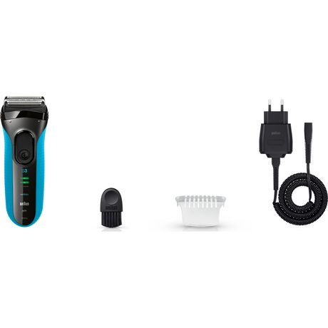 Braun Series 3 3040S Wet & Dry Electric Shavers - image 7 of 7