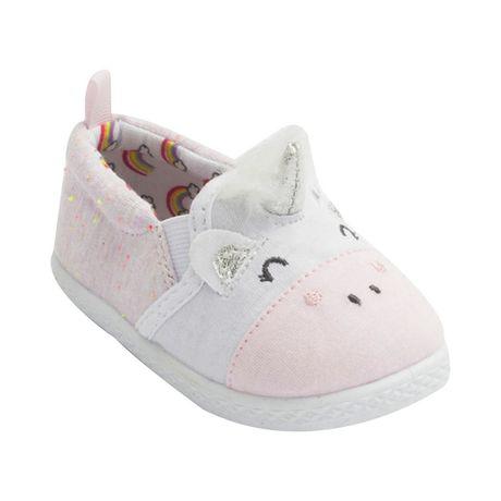 George Unisex Unicorn Face Jersey Shoes