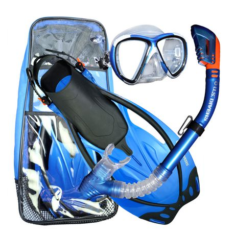 US Divers Adult Silicone Set LG/XL - image 1 of 1