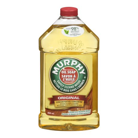 Murphy Original Oil Soap Concentrated Wood Floor Cleaner Walmart