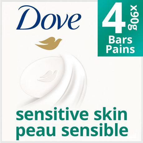 Dove® Sensitive Skin Beauty bar - image 1 of 6