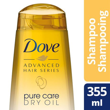 Dove Advanced Hair Series Pure Care Dry Oil Shampoo