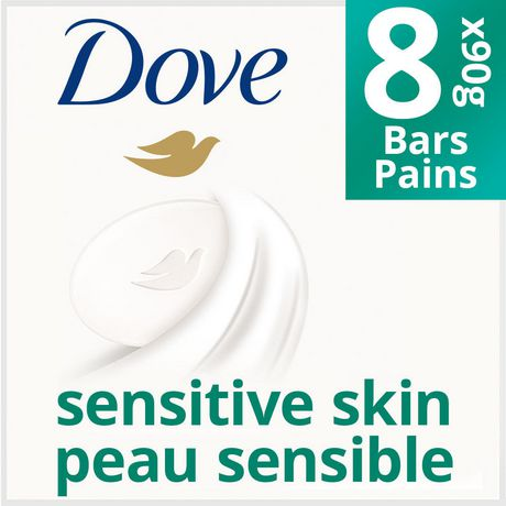 Dove® Sensitive Skin Moisturizing Cream Beauty bar - image 1 of 7