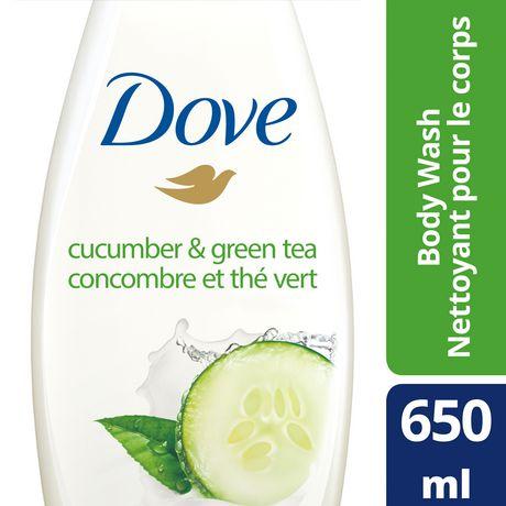 Dove  Cool Moisture Body Wash 650 ML - image 1 of 8