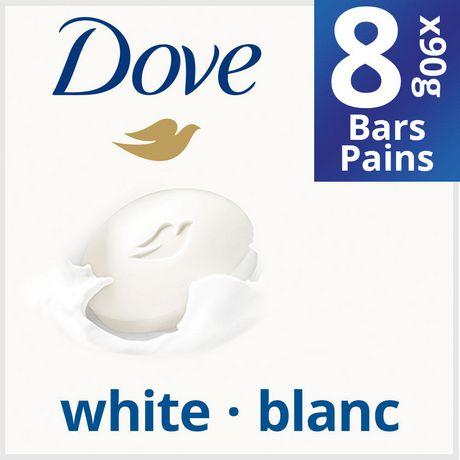 Dove® White Moisturizing Cream Beauty bar - image 1 of 8