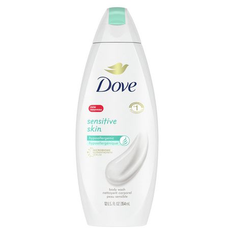 Dove Sensitive Skin Hypo-Allergenic Body Wash - image 1 of 9