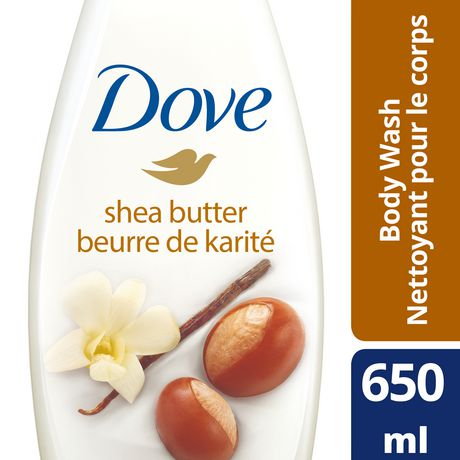 Dove Shea Butter & Warm Vanilla Body Wash - image 1 of 9