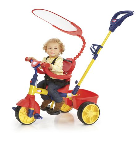 Little Tikes 4-in-1 Trike - Primary - image 2 of 5