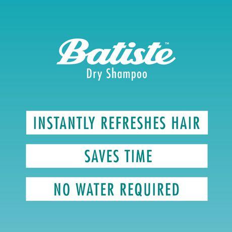 Shampooing sec Original de Batiste - image 2 de 7