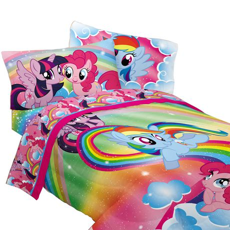 My Little Pony Quot Living The Dream Quot Comforter Walmart Canada