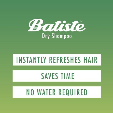 Batiste Tropical Dry Shampoo - image 2 of 7