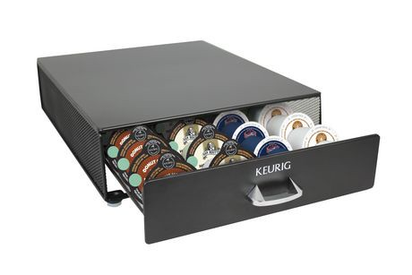 Universal Coffee Pod Holder Capsule Drawer For Keurig K Cup Dolce Gusto Lavazza Nespresso