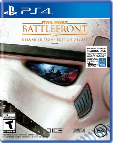 Star Wars Battlefront Deluxe Edition  Exclusive PS4 - image 1 of 5