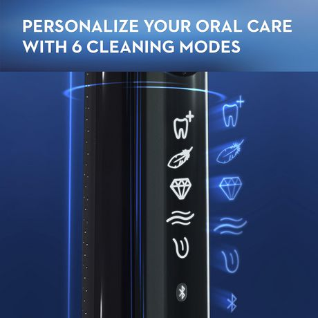 Oral-B GENIUS X 10000, Rechargeable Electric Toothbrush with Artificial Intelligence - image 4 of 9